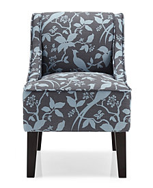 Marlow Accent Chair, Bardot Teal