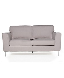 Sofas 2 Go Blake Loveseat Cotton Flax