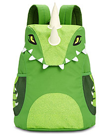 Global Design Concepts Dinosaur Backpack, Little & Big Kids
