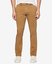 Original Penguin Men's P55 Slim-Fit Stretch Bedford Corduroy Pants