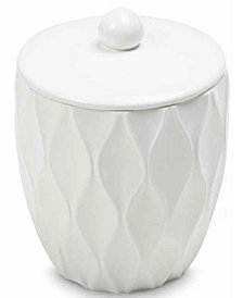 Roselli Trading Company Wave Canister