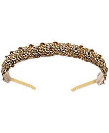 Deepa Gold-Tone Embellished Headband