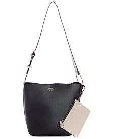 GUESS Ella Bucket Shoulder Bag
