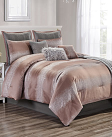 Brilliance 10-Pc. Queen Comforter Set