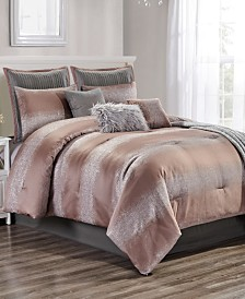Brilliance 10-Pc. Comforter Sets