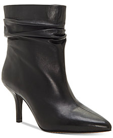 Vince Camuto Abrianna Slouch Booties
