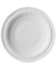 Gotham White Tidbit Plate
