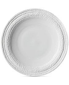 Michael Aram Gotham White Tidbit Plate