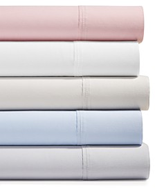 Norvara 500 Thread Count Sateen 6-Pc. Solid Sheet Sets