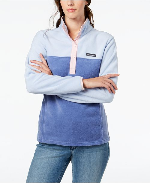 cad2353f608 Columbia Three Lakes™ Colorblocked Fleece Pullover   Reviews ...