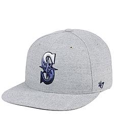'47 Brand Seattle Mariners Falton Snapback Cap