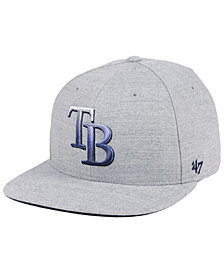 '47 Brand Tampa Bay Rays Falton Snapback Cap