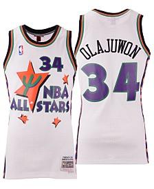 Mitchell & Ness Men's Hakeem Olajuwon NBA All Star 1995 Swingman Jersey