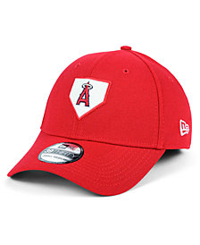 New Era Los Angeles Angels The Plate 39THIRTY Cap