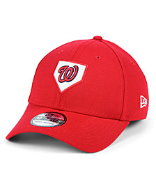 New Era Washington Nationals The Plate 39THIRTY Cap
