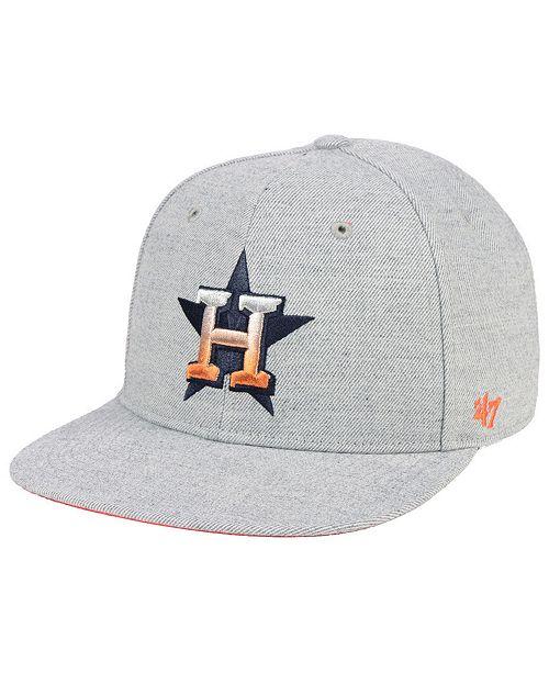 110c508492859  47 Brand Houston Astros Falton Snapback Cap   Reviews - Sports ...