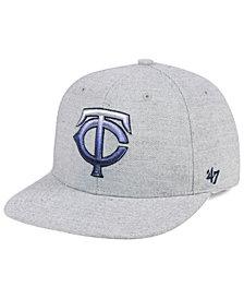 '47 Brand Minnesota Twins Falton Snapback Cap