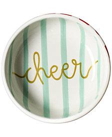 Coton Colors Cheer Dipping Bowl