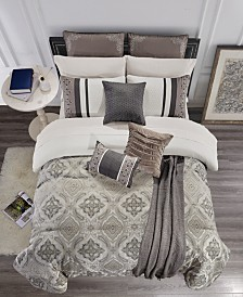 Nyomi 14-Pc. Queen Comforter Set