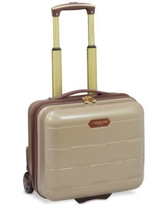 """Brentwood 15"""" Hardside Under-Seater Carry-On Suitcase, Created for Macy's"""