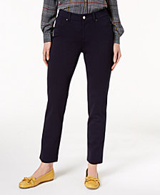 Charter Club Windham Stretch Pants, Created for Macy's
