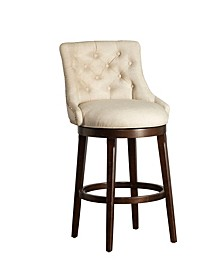 Halbrooke Swivel Counter Stool