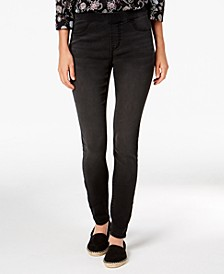 Petite Pull-On Jeggings, Created for Macy's