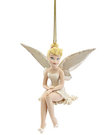 Lenox 2018 Snowflake Tinkerbell Ornament