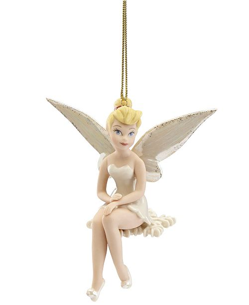 main image - Lenox 2018 Snowflake Tinkerbell Ornament - All Holiday Lane - Home