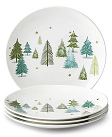Lenox Balsam Lane Accent Plates, Set of 4