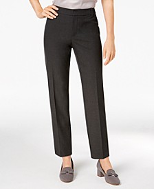 Petite Slim-Leg Ankle Pants, Created for Macy's