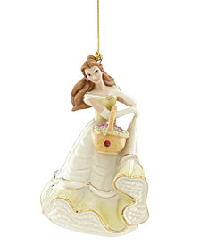 Lenox Princess Belle Ornament