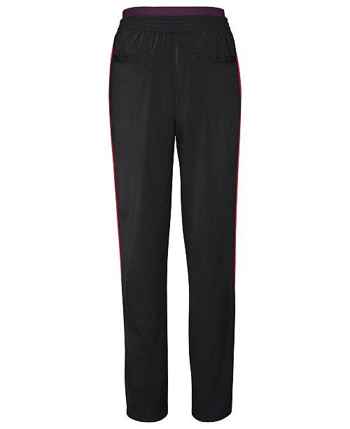Dark Pants Purple Ankle Lined Berry Track Zip Black Champion WwA4cvqOW