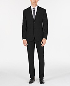Premium Men's Slim-Fit Stretch Tech Suit
