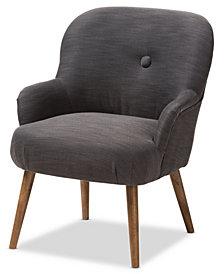 Areya Lounge Chair, Quick Ship