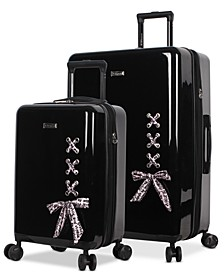 Urban Bohemia Expandable Hardside Luggage Collection