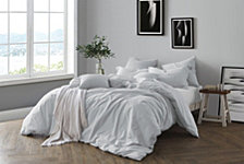 Yarn Dyed Twin/Twin XL Duvet Cover Set