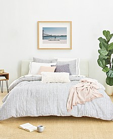 Laguna Stripe Bedding Collection, Created for Macy's