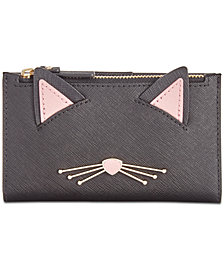 kate spade new york Cat's Meow Cat Mikey Wallet