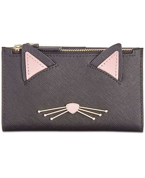 3c4c33911 kate spade new york Cat's Meow Cat Mikey Wallet & Reviews ...