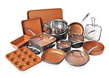 Gotham Steel 20-Pc. Cookware and Bakeware Set