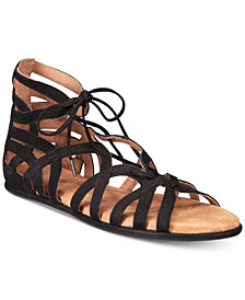 Gentle Souls by Kenneth Cole Women's Break My Heart Sandals