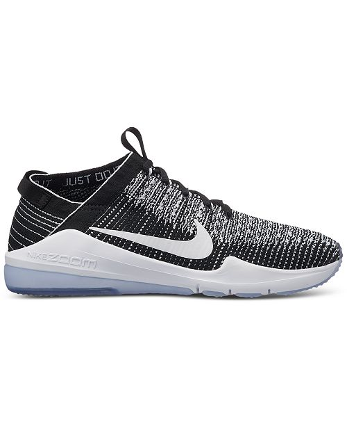 40aa90d4a53dee ... Nike Women s Air Zoom Fearless Flyknit 2 Training Sneakers from Finish  ...