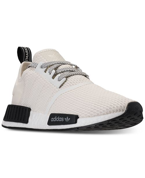 factory authentic ed23d c58fd adidas Men's NMD R1 Casual Sneakers from Finish Line ...