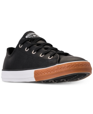 Converse Boys Chuck Taylor Ox Gum Casual Sneakers from Finish Line