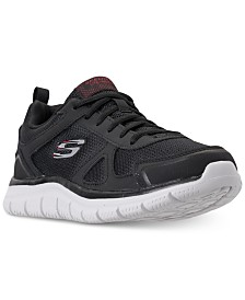 Skechers Men's Track Running Sneakers from Finish Line