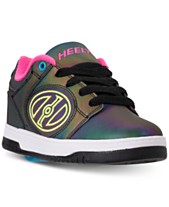 42cd6c1a89b4 Heelys Girls  Voyager Wheeled Skate Casual Sneakers from Finish Line