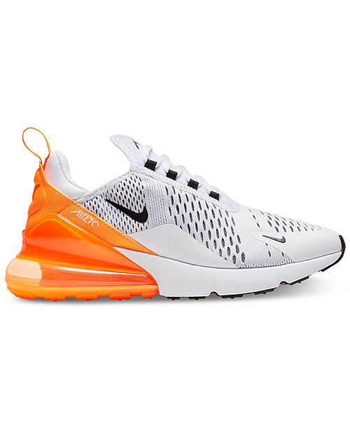 best service cf9e3 a7961 ... Nike Women s Air Max 270 Casual Sneakers from Finish Line ...