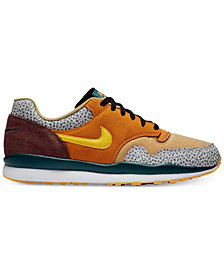 Nike Men's Air Safari Casual Sneakers from Finish Line
