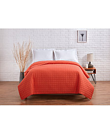 VCNY Home Jackson Twin Embossed Quilt